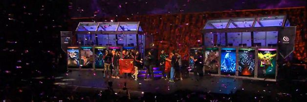 Dota 2 – The International 2014