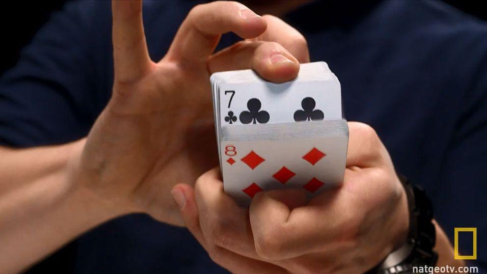 Lar du deg lure av dette korttrikset?
