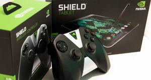 Nvidia Shield Tablet Vår første tanke: Hva i all verden driver Nvidia med?