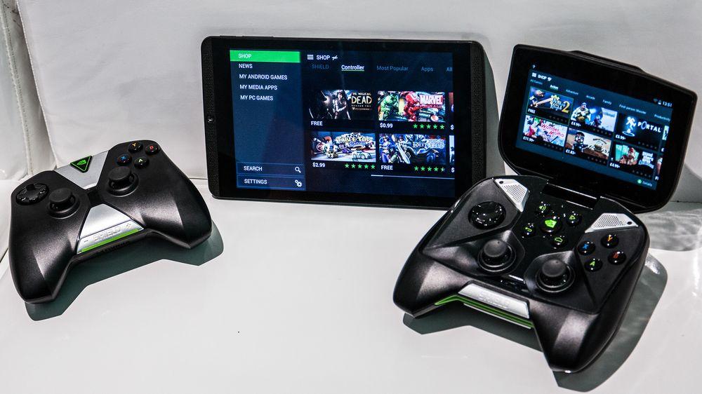 Sammenliknet med bestefar Shield, har Shield Tablet en rekke finesser vi tror vi kan sette pris på.
