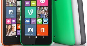 Microsofts billigste Windows-mobil noensinne