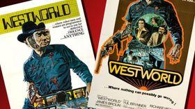 Yul Brynner spilte drapsrobot i den originale Westworld.