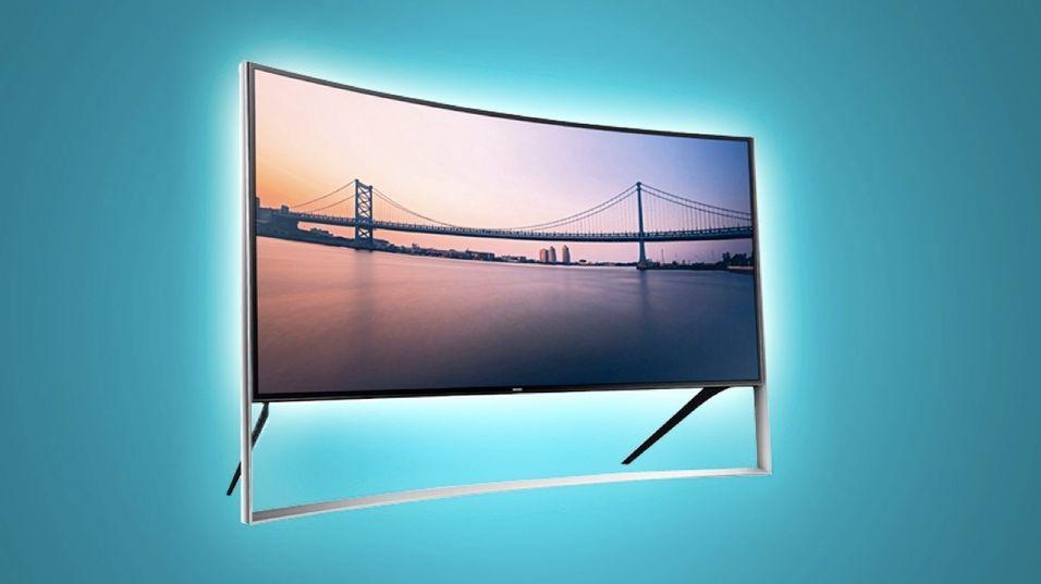 Her er Samsungs svindyre giga-TV