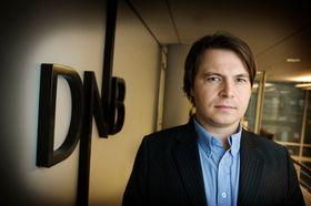 Vidar Korsberg Dalsbø, kommunikasjonsrådgiver i DNB.