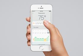 Appen ser grei nok ut å betjene – synd at den bare finnes til iOS, vil nok mange mene.