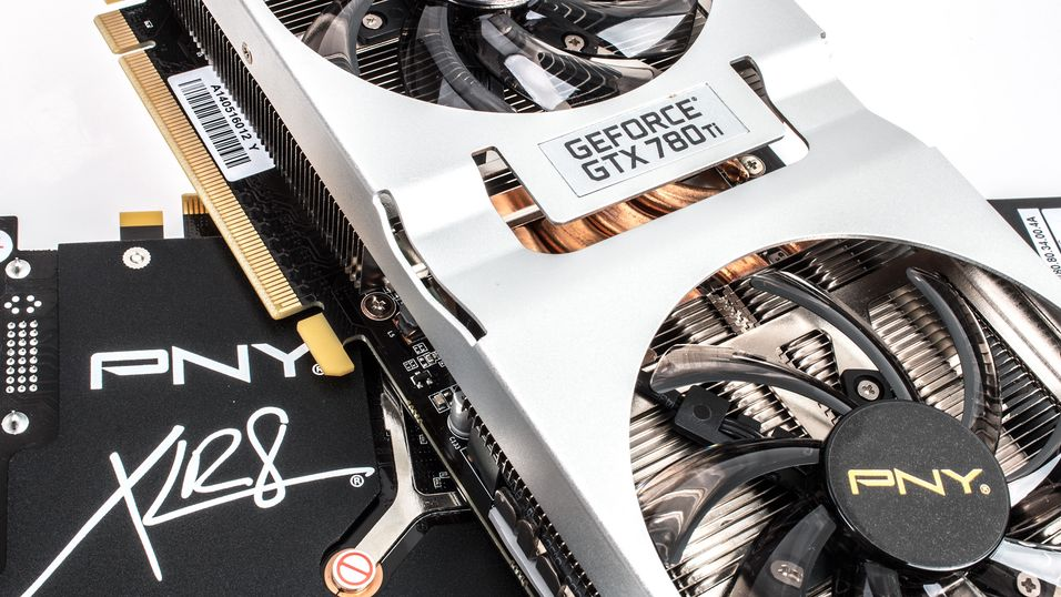 PNY XLR8 GeForce GTX 780 Ti.