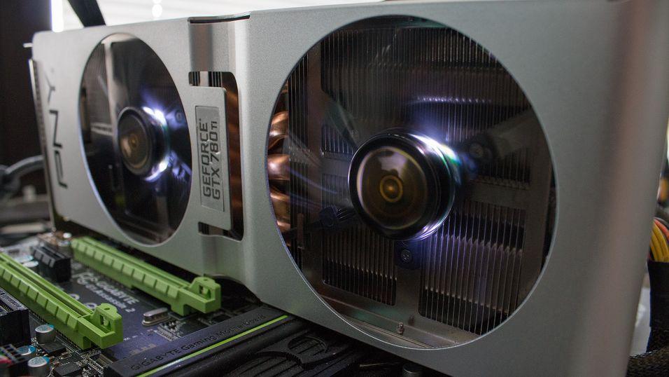 TEST: PNY XLR8 GeForce GTX 780 Ti PP
