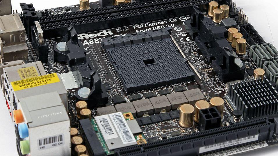 AMD gir ikke slipp på sokkel FM2+