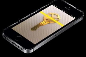 Med KeyMe-appen kan du skanne inn en nøkkel, og få en kopi sendt i posten.