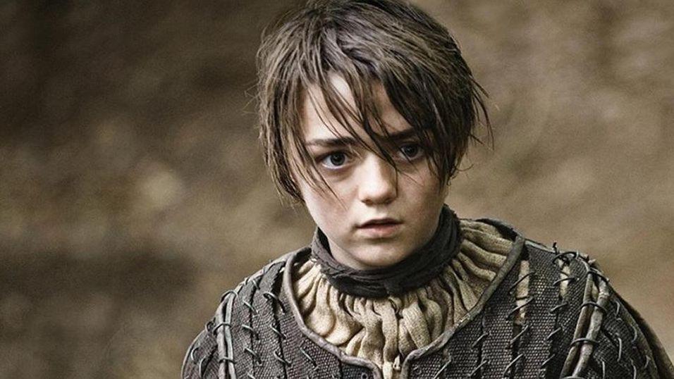 Blir det Arya Stark som speler i The Last of Us-filmen?