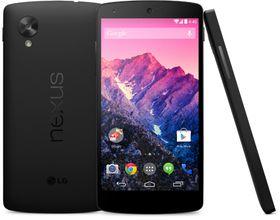 Nexus-telefonene kjører helt «ren» Android, og oppdateres raskere enn andre telefoner. Her forrige modell, Nexus 5 fra LG.