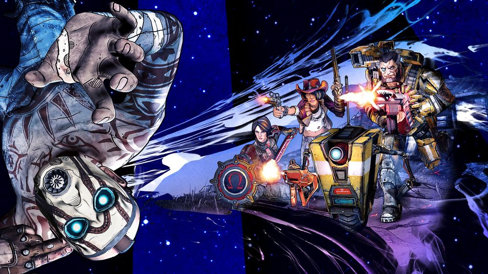 SNIKTITT: Borderlands: The Pre-Sequel