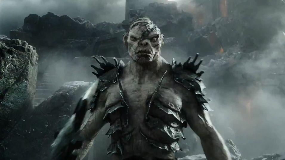 Se traileren til Hobbiten: Femhærerslaget her