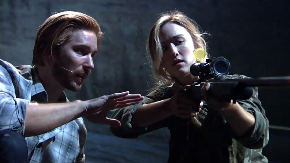The Last of Us kom til live mandag kveld.