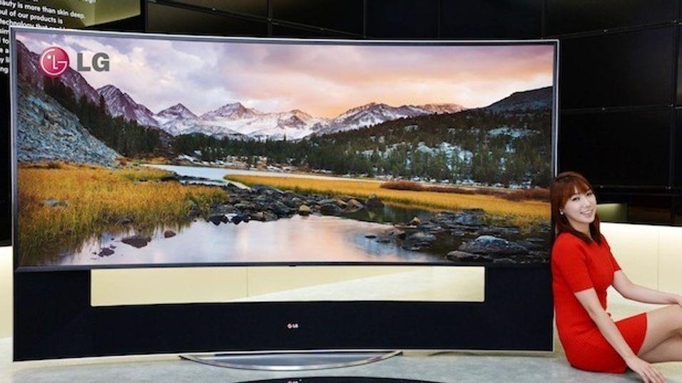 Denne TV-en er like dyr som en seilbåt