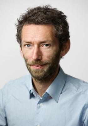 Christian Haraldsen, informasjonssjef i Gjensidige.