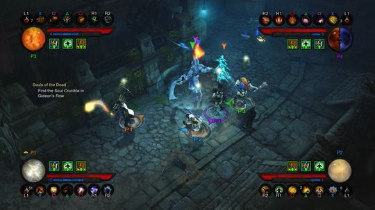 Diablo III: Ultimate Evil Edition.