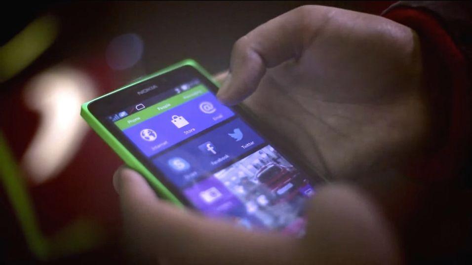 Kan en racingbane redde Nokia XL?