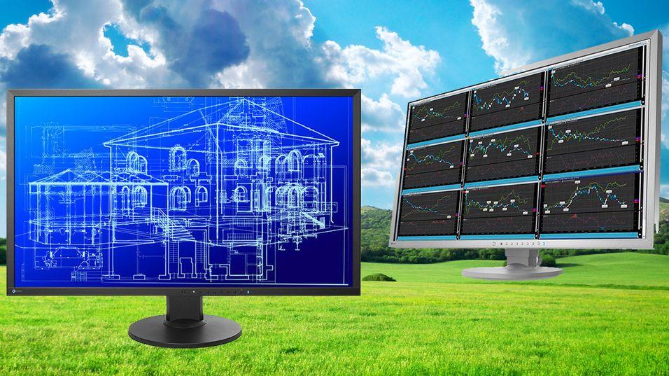 Eizo kommer med en diger 4K IPS-skjerm