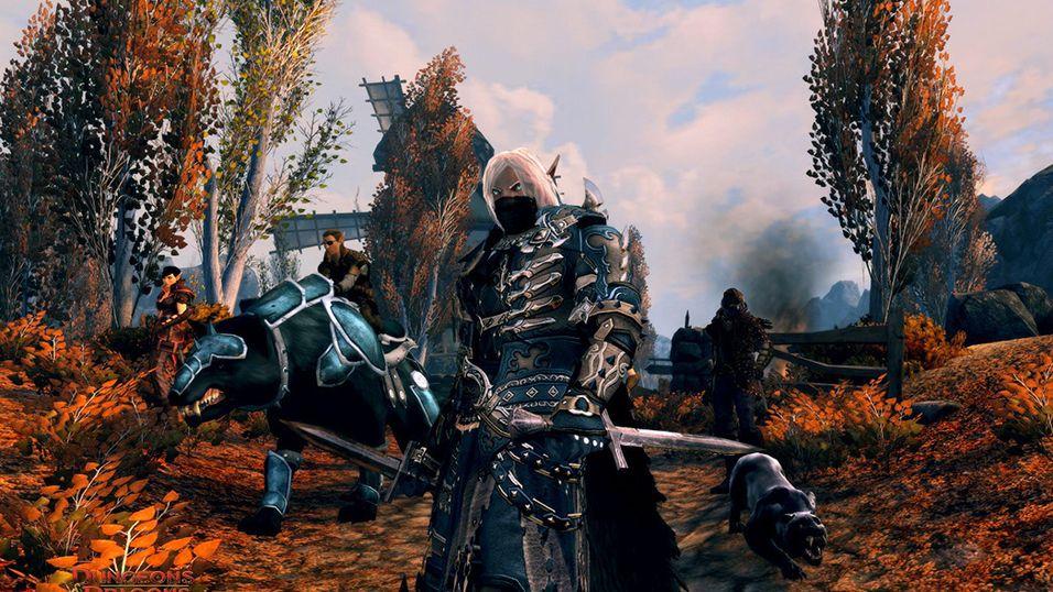 Dungeons & Dragons-nettrollespel kjem til Xbox One