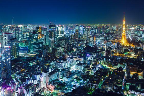 TOKYO BY NIGHT: I 1984 hadde ingen japaner ennå hørt om rollespill.