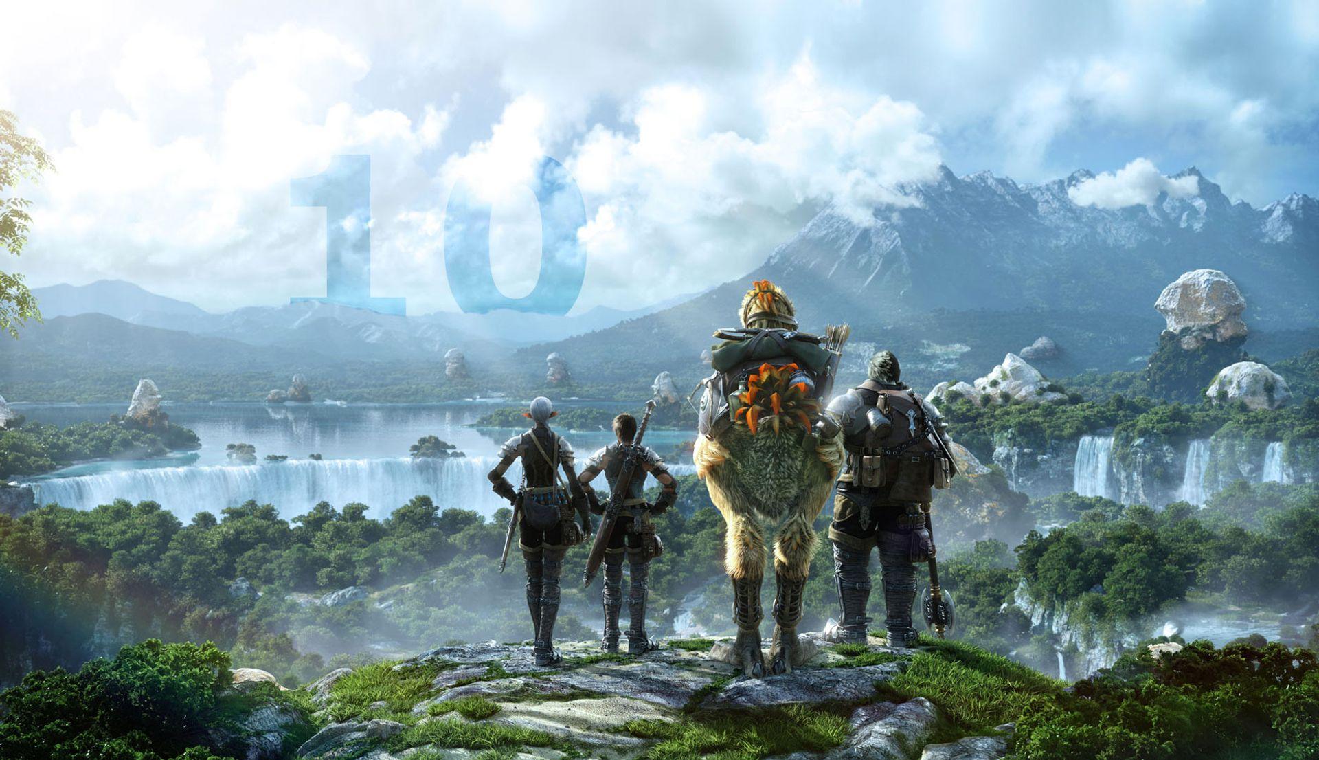 ANNONSE: Fra «Black Onyx» til «Final Fantasy XIV»