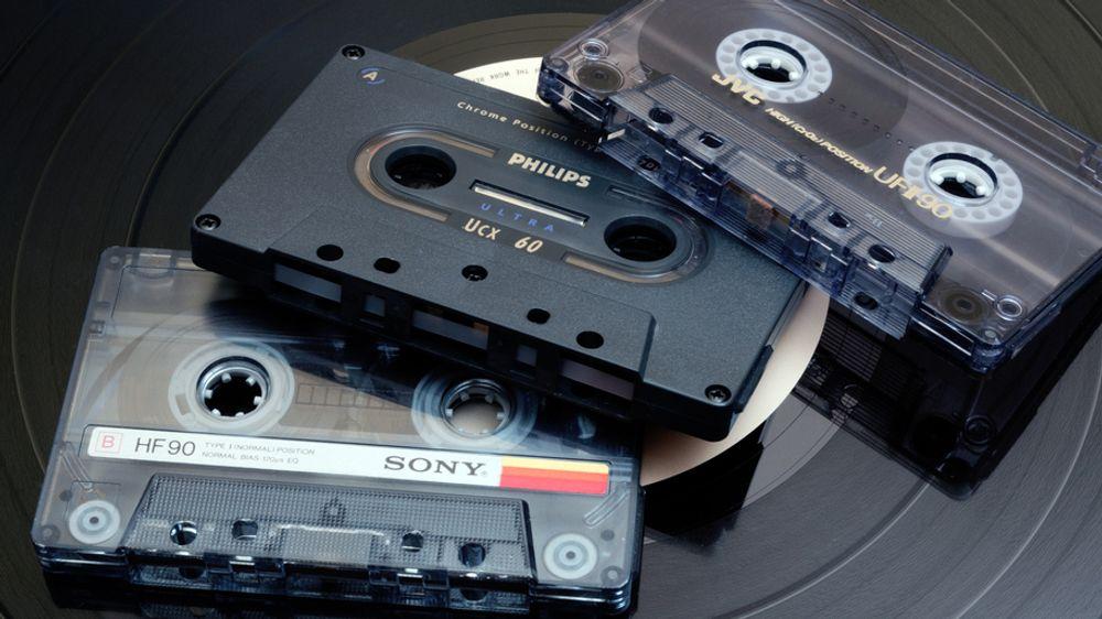 NOSTALGI: Husker du kassetten?