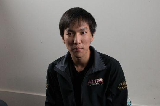 Yiliang «Doublelift» Peng.