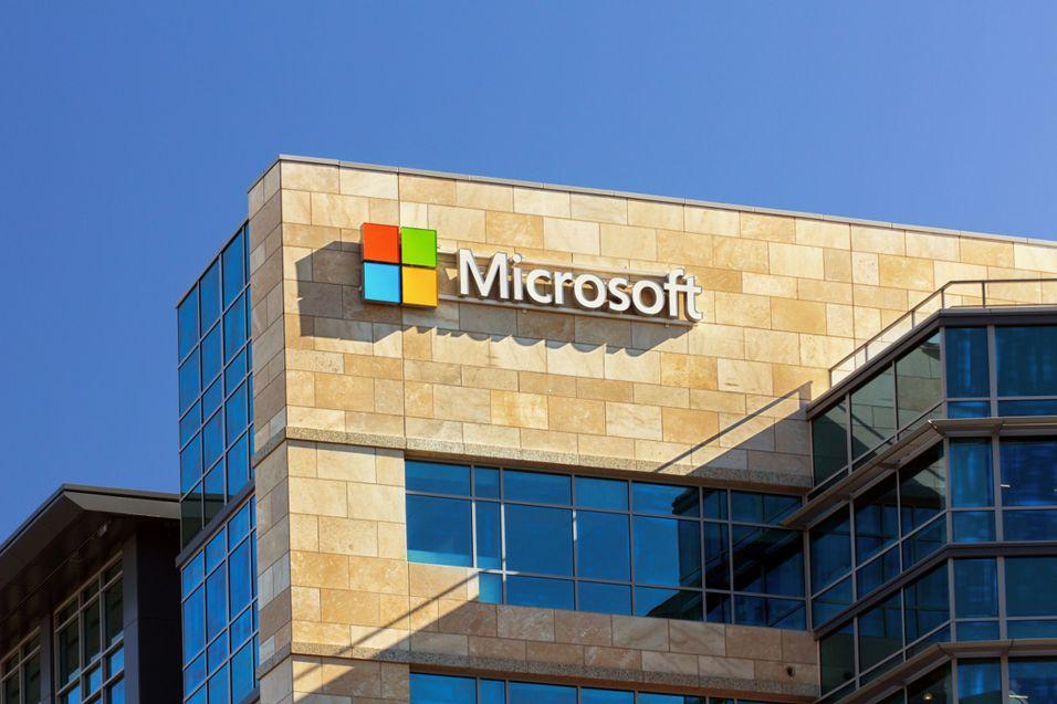 Illustrasjonsfoto. Microsoft, Santa Clara, CA, USA.
