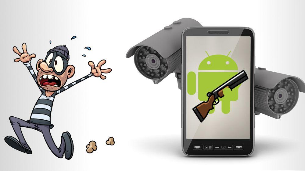GUIDE: Slik gjør du Android-mobilen innbruddssikker