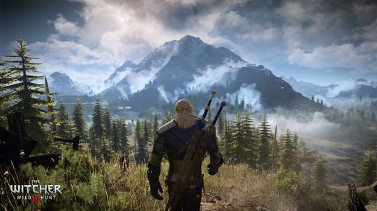The Witcher III: Wild Hunt blir angivelig 35 ganger større. .