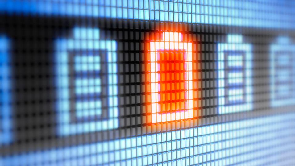 Smart programvare gir kortere ladetid