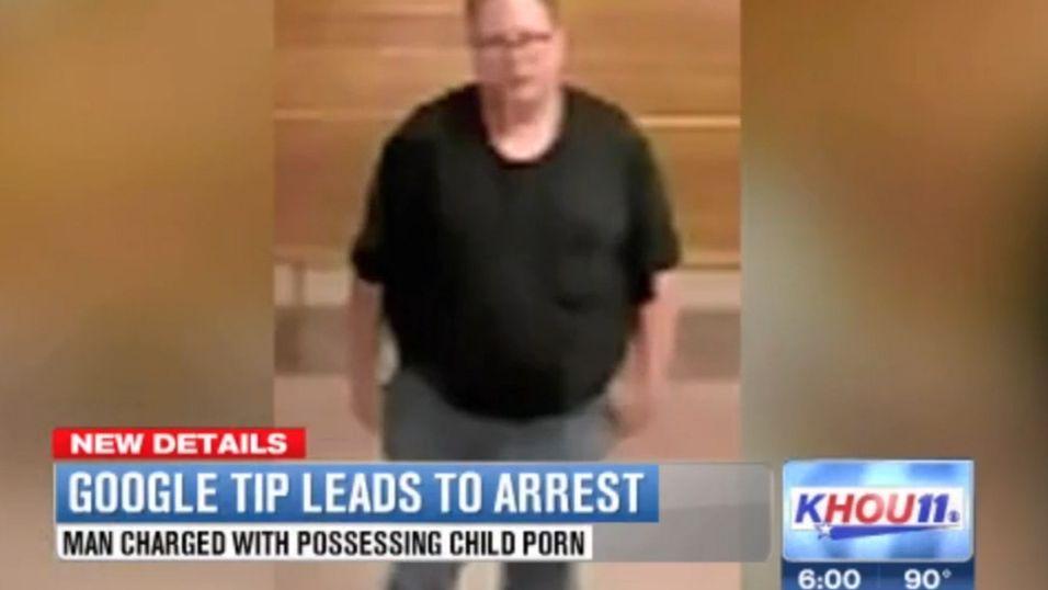 Denne mannen er nå arrestert for besittelse av barnepornografi – takket være Google.