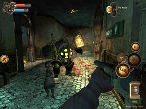 BioShock har ikke mistet så mye i nedkrympingen.