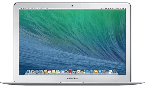 Apple MacBook Air.
