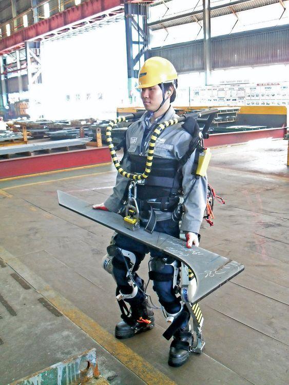 Daewoos «RoboShipBuilder».