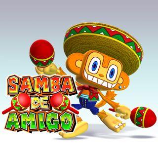 Danseglade Samba de Amigo var en ekte gledesspreder på Dreamcast.