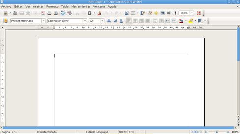 Libre Office eller OpenOffice, som vist her, kan erstatte Microsofts kontorpakke helt gratis.
