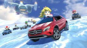En SUV nedover isglatte fjellveier? Null problem!