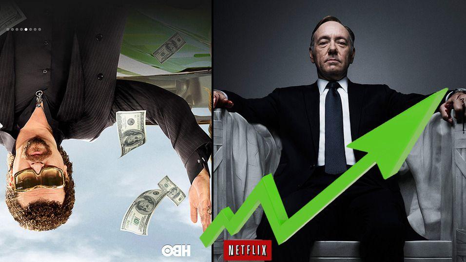 Netflix har passert HBO – i alle fall på ett felt