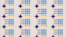 Skjematisk illustrasjon av brikkearkitekturen.
