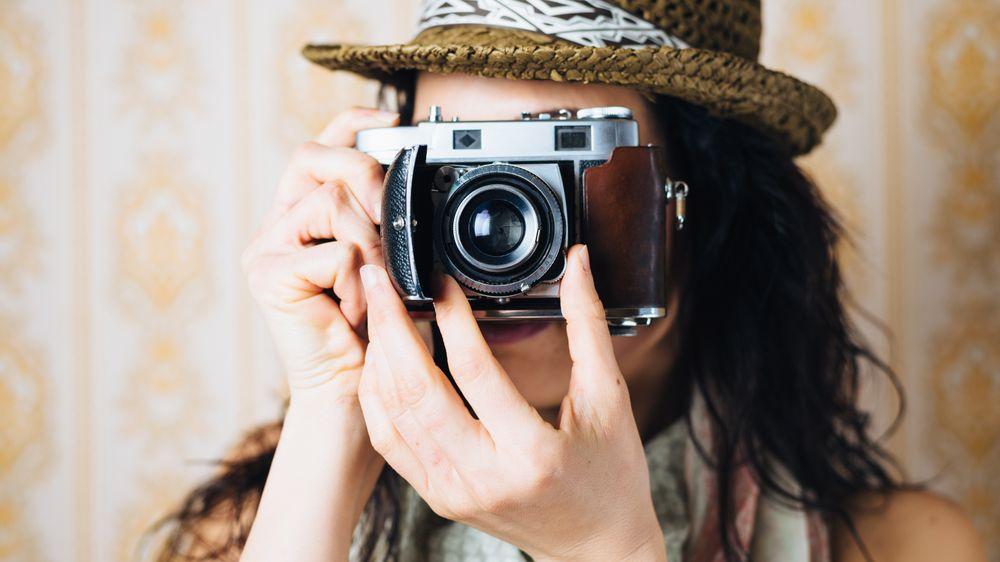 Gi deg selv en utfordring, og bli en bedre fotograf