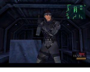 Metal Gear Solid fikk også en Windows-versjon.