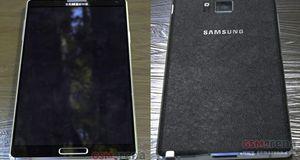 Dette er antagelig de første bildene av Galaxy Note 4