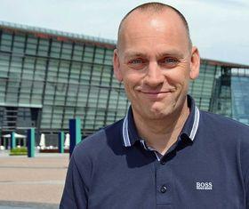 Bjørn Ivar Moen i Telenor kan se tilbake på en data-travel feriemåned.