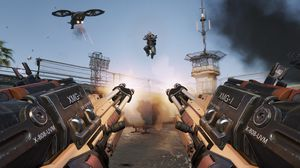 Call of Duty: Advanced Warfare er like rundt hjørnet.