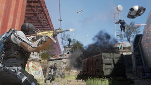 Call of Duty: Advanced Warfare gjør store flerspillerendringer