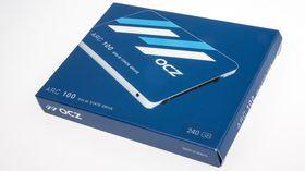 OCZ Arc 100 240 GB SSD: Produkteske.