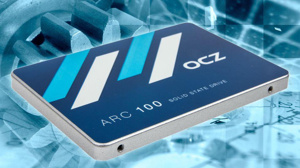 TEST: OCZ Arc 100 SSD 240 GB