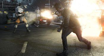 Se de første spillscenene fra Quantum Break